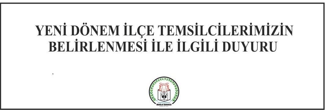 TEMSİLCİ SEÇİMİ